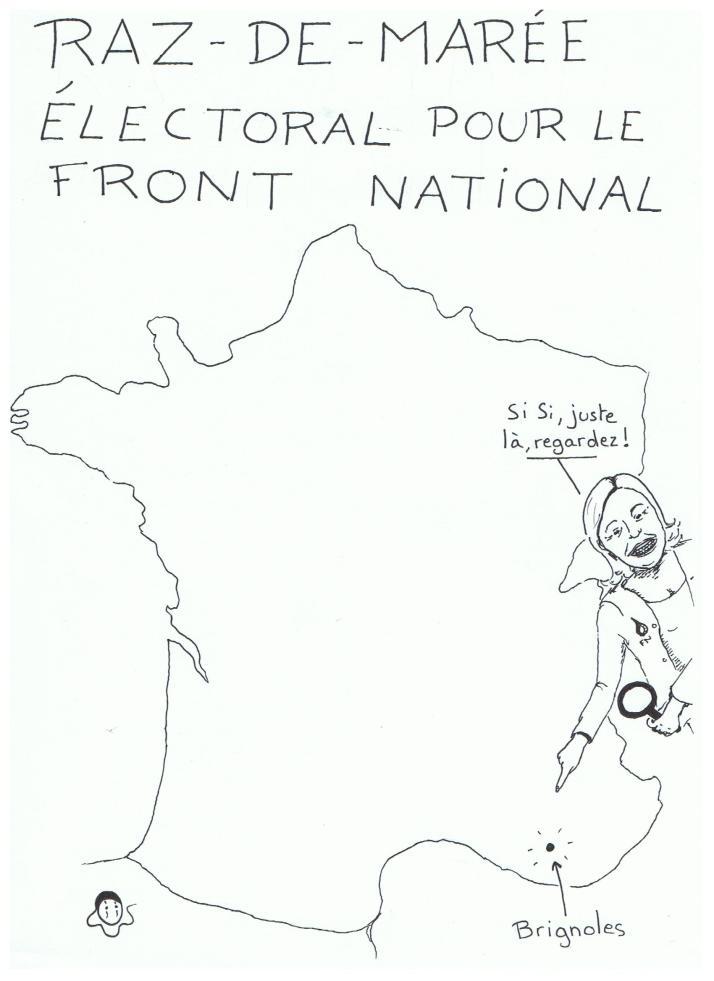 Le FN remporte l'élection cantonale partielle de Brignoles